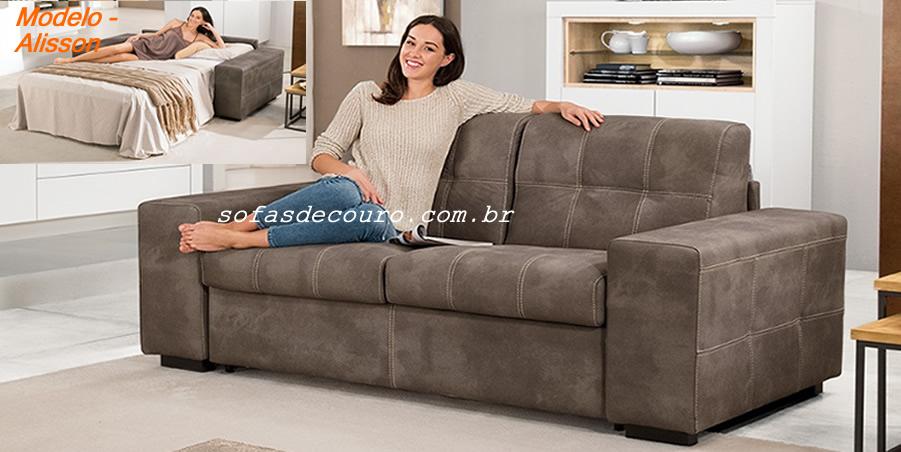 Sof cama inspire se nesses 65 exemplos lindos e - Sofa cama chesterfield ...